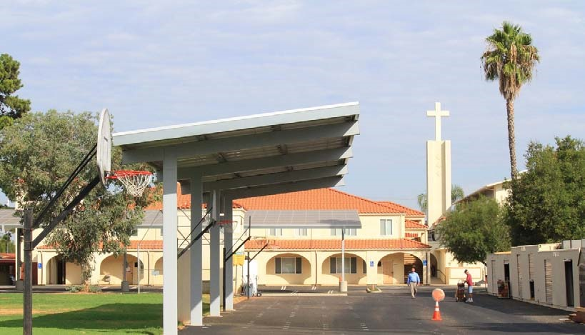 solar for churches in san diego