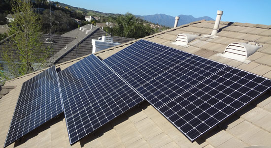 Tile Roof Solar Panel Installations Are Undoubtedly The Most Difficult. The  Amount Of Work And Knowledge Involved Is So Extensive That Many Solar  Companies ...