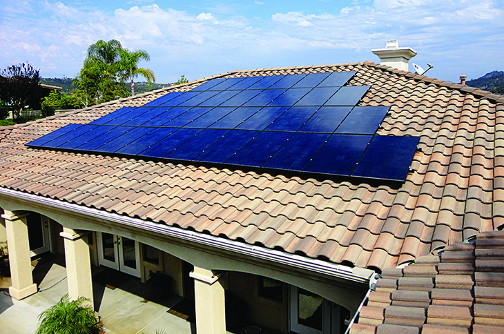 fallbrook solar power