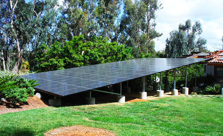 rancho santa fe solar power
