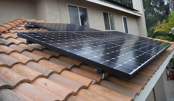 oceanside sunpower installation