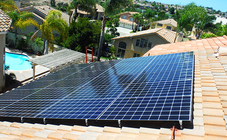 mission viejo solar power