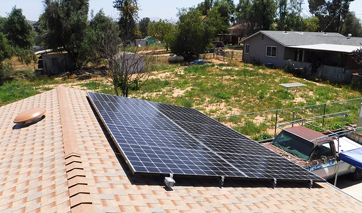 ramona solar power