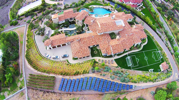 encinitas solar power