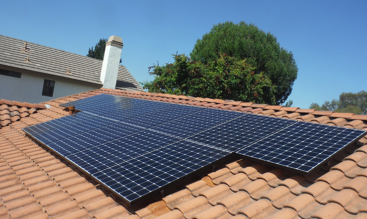 escondido solar power