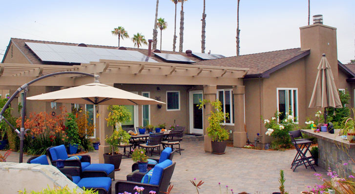 fountain valley solar power