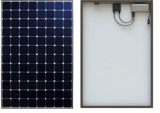 Sunpower X22 360 Ac Solar Panels Sunpower By Stellar Solar