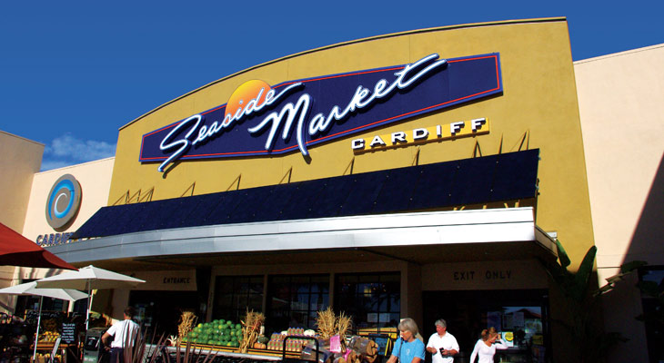 seaside market solar