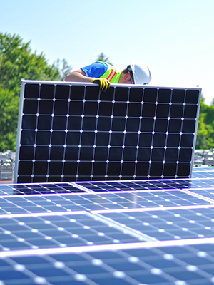 How Many Solar Panels Do I Need for My Business?