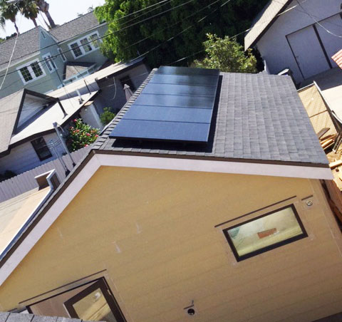 sunpower black panels