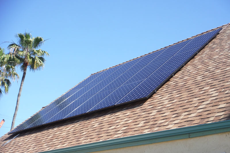 menifee solar power