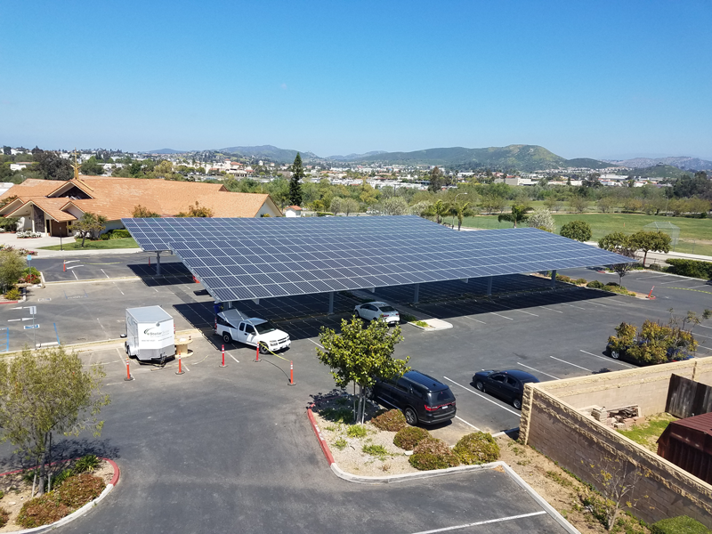 How the Senate Tax Bill Could Hurt the Commercial Solar Industry