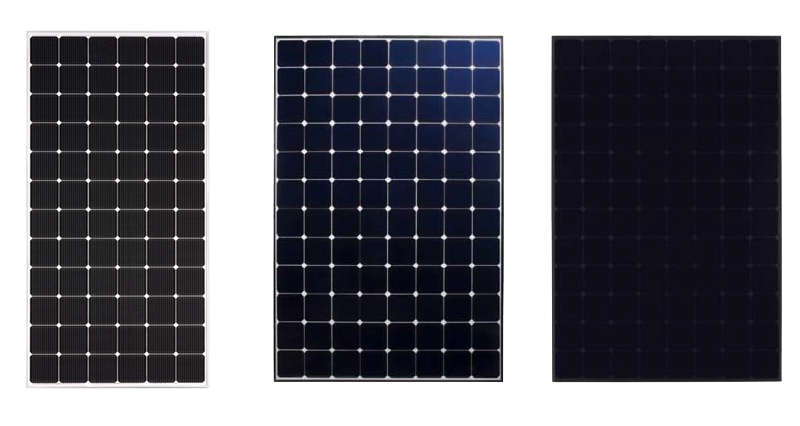 aesthetically pleasing solar panels