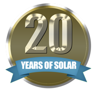 20 years in solar