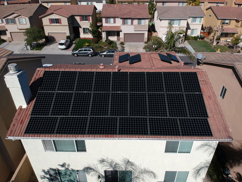 The Benefits of Residential Solar Power