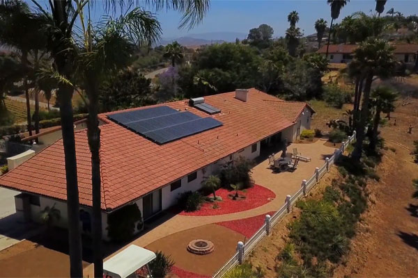 how much does residential solar cost