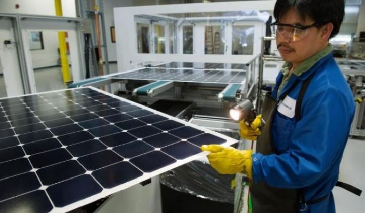 US Solar Panel Manufacturing: How SunPower is Bringing it Back
