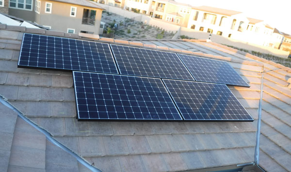 carmel valley solar installation