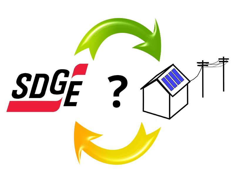 how much does sdge pay for solar power