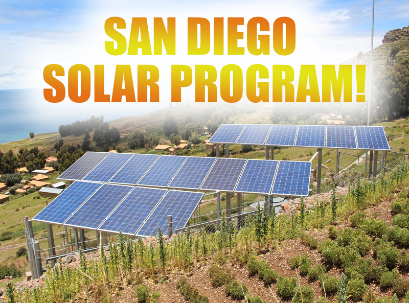 San Diego Solar Rebates: Are They Real?