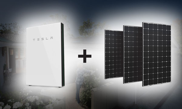 Tesla Powerwall + SunPower Panels: a Match Made in Solar Heaven