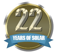 22 years in solar