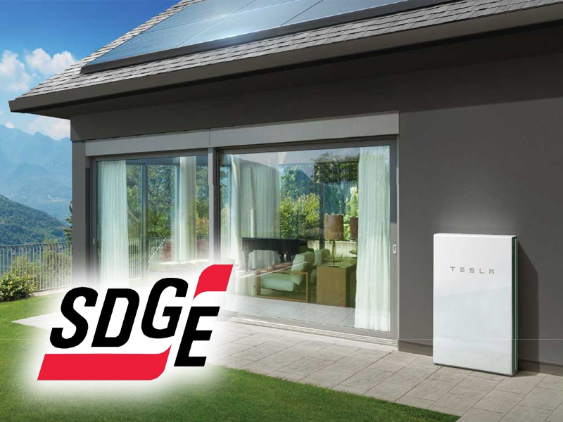 SDG&E Flex Alerts: How Installing Solar + Battery Storage Can Help