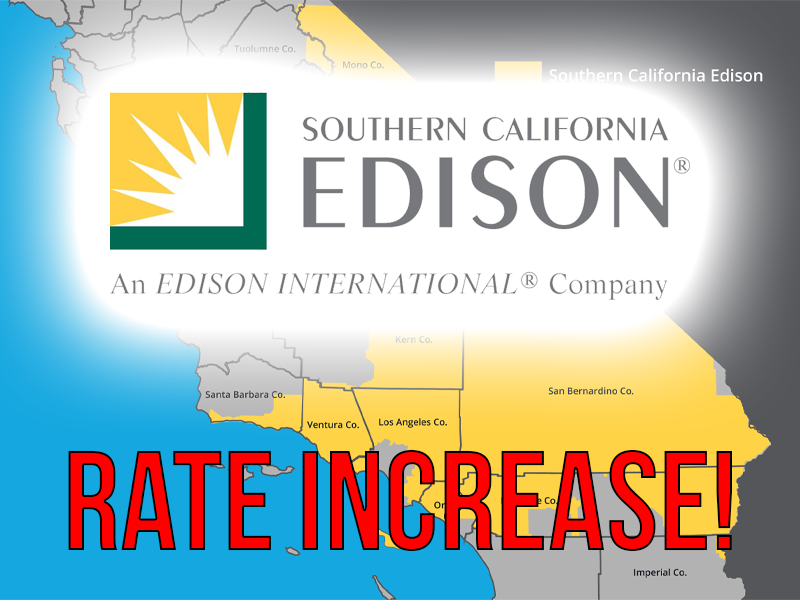 SCE Rate Increase 2021: What You Need to Know